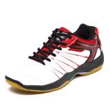 Giày cầu lông, giày bóng chuyền dành cho nam và nữ Kawasaki K063 màu trắng đỏ chính hãng