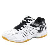 Giày cầu lông, giày bóng chuyền nam&nữ chính hãng Kawasaki K063 màu trắng đen