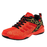 Giày cầu lông, giày bóng chuyền dành cho nam&nữ chính hãng Kawasaki K075 màu đỏ