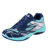 Giày cầu lông, giày bóng chuyền dành cho nam và nữ chính hãng Kawasaki K159 màu xanh