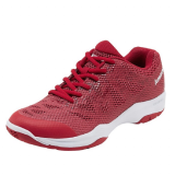 Giày cầu lông, giày bóng chuyền dành cho nam và nữ Kawasaki K357 màu đỏ
