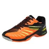 Giày cầu lông, giày bóng chuyền dành cho nam chính hãng Kawasaki K520 màu cam
