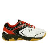 Giày cầu lông nam&nữ Promax PR18018 màu trắng đỏ
