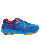 Giày cầu lông nam&nữ Promax 18018 (màu xanh viền cam)