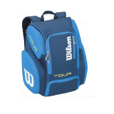 Ba lô Tennis – túi đựng vợi tennis  Wilson Tour V Large Blue