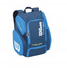 SPORTCITY.vn -Ba lô Tennis - túi đựng vợi tennis Wilson Tour V Large Blue