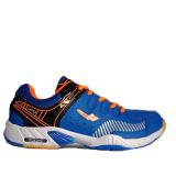 Giày cầu lông XPD-855 chuyên nghiệp (màu xanh dây cam)