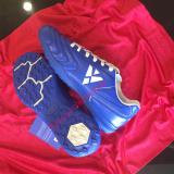 Giày đá bóng, giày sân cỏ nhân tạo Vicleo V9  chính hãng (màu xanh)