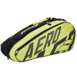 Túi đựng vợt tennis Babolat Babolat Pure Aero 6 Pack Bag Black/Yellow mẫu mới 2021