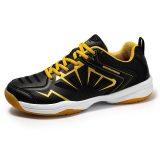 Giày cầu lông nam nữ BENDU B2102 mẫu mới màu đen